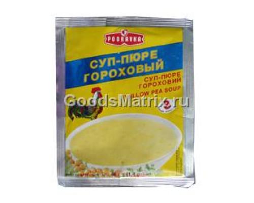 Суп-пюре ТМ Podravka (Подравка) гороховый, 41 г