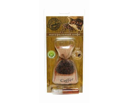 Ароматизатор Freshсo Coffee подвесной мешочек капучино/натуральный кофе артYCF-01/YCF-11