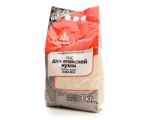 Рис для японской кухни ТМ Агро-Альянс Экстра