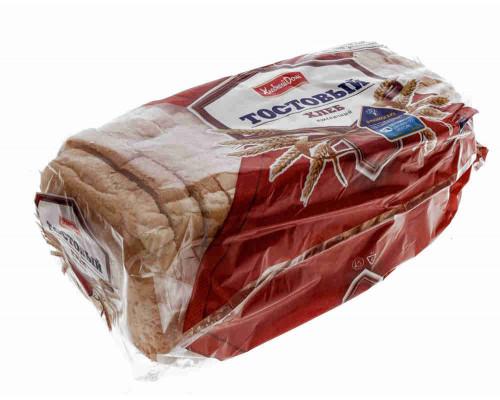 Хлеб Хлебный Дом Тостовый в нарезке 500г
