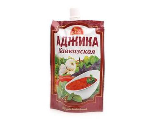 Аджика кавказская ТМ Русский аппетит