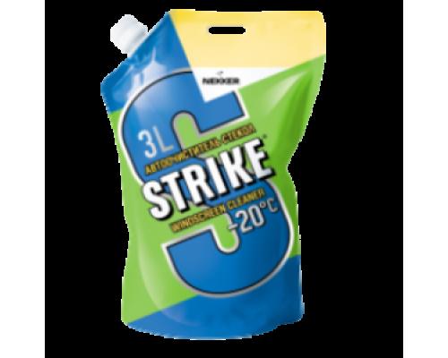 Автостеклоочиститель зимний -20°C Strike ТМ Nekker (Неккер)