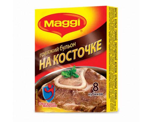 Бульон говяжий Maggi на косточке 80г