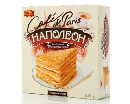 Торт французский Наполеон TM Черемушки