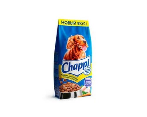 Корм для собак Аппетитная курочка ТМ Chappi (Чаппи)