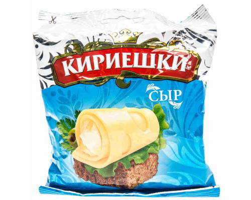 Сухарики ржаные Кириешки сыр 40г