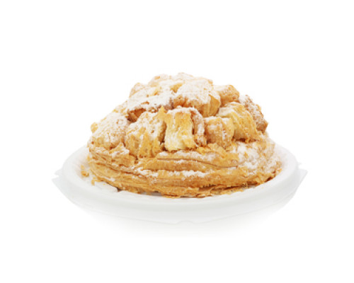 Торт слоеный Наполеон деревенский ТМ Фили-Бейкер