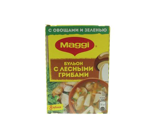 Бульон ТМ Maggi (Магги) с лесными грибами, 80 г