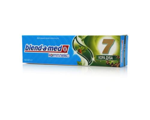 Зубная паста Кора дуба ТМ Blend-a-Med (Блэнд-а-Мед)