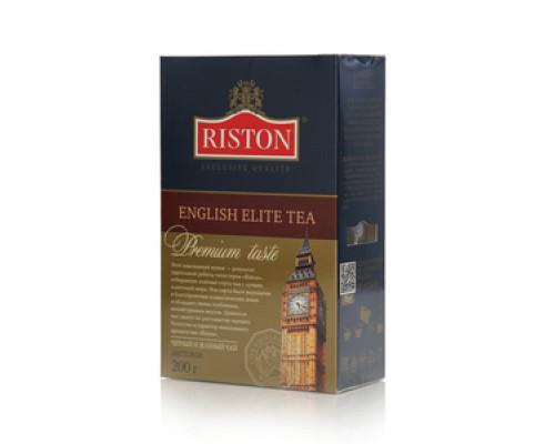 Чай Английский элитный Premium Taste ТМ Riston (Ристон)