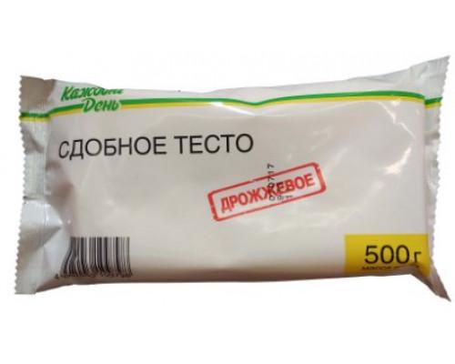 каждый день, сдобное тесто, 500 г