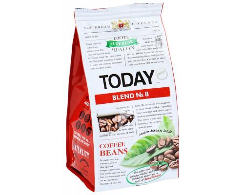 Кофе в зернах ТМ Today (Тудей) Blend №8, 200 г