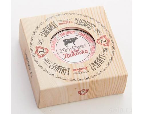Сыр ТМ Zhukovka (Жуковка) Камамбер, 50%, 150 г