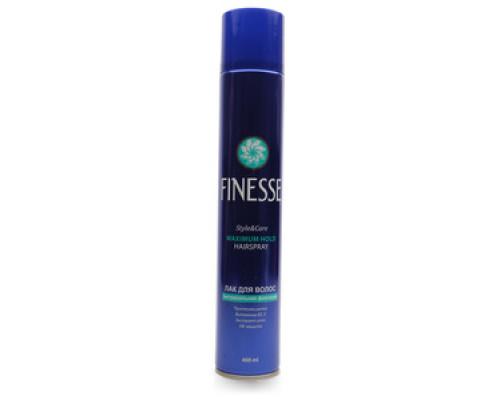 Лак для волос Maximum hold ТМ Finesse (Финессе)
