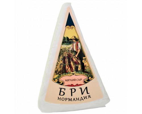 Мягкий сыр Бри ТМ Нормандия, 50%, 100 г