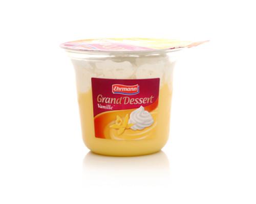 Пудинг молочный Grand Desert Vanille ТМ Ehrmann (Эрманн)