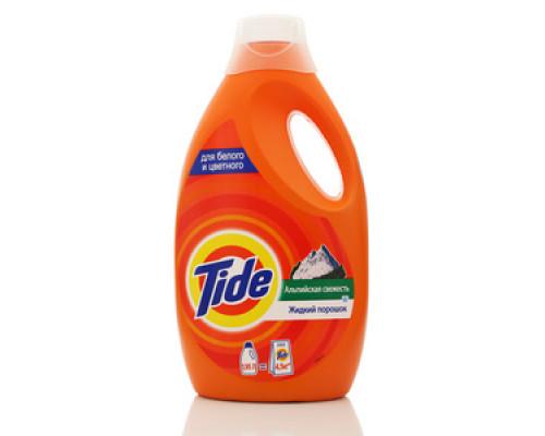 Жидкий порошок Альпийская свежесть для белого и цветного TM Tide (ТМ Тайд)