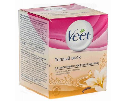 Воск горячий д/депиляции Veet 250г
