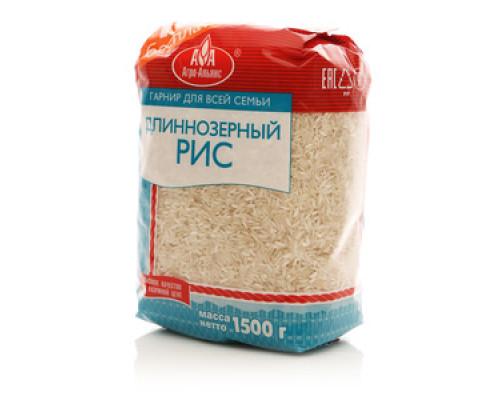 Рис длиннозерный ТМ Агро-Альянс