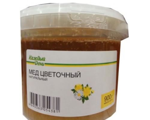 Мед Каждый день, натуральный цветочный, 900 г