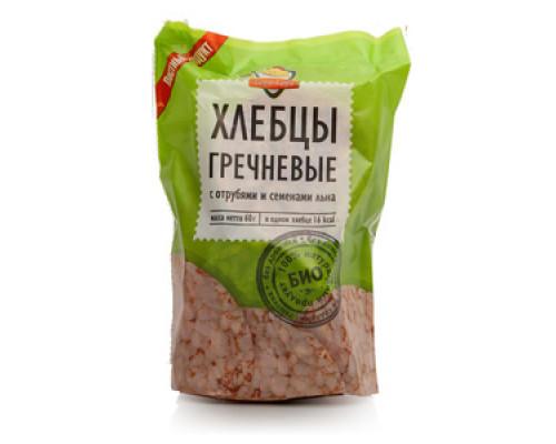 Хлебцы гречневые без глютена ТМ Lope-Lope (Лоп-Лоп)