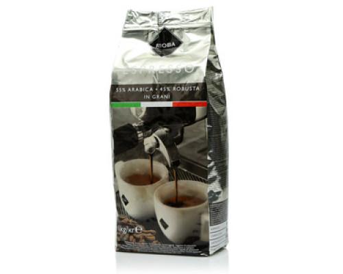 Кофе в зернах Espresso (Эспрессо) ТМ Rioba (Риоба)