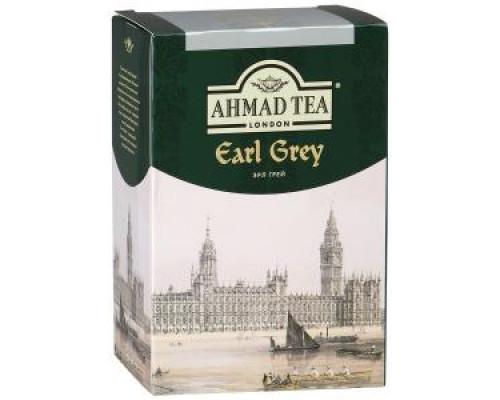 Чай черный ТМ Ahmad Tea (Ахмад Тиа) Earl Grey, 100 г