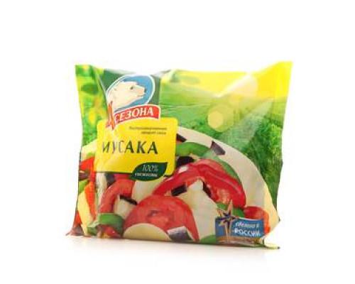 Мусака овощная смесь ТМ 4 сезона