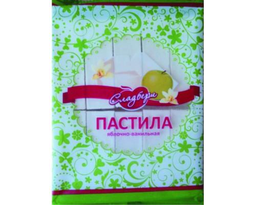Пастила Сладбери яблочно-ванильная, МТК, 220 г