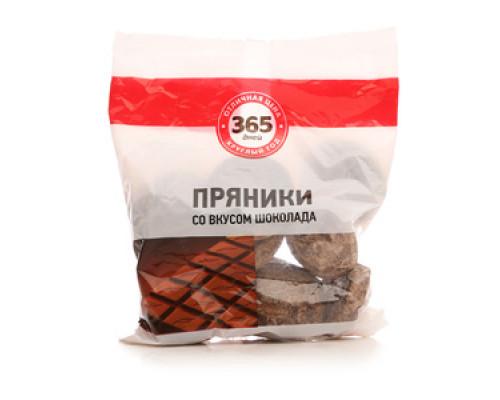 Пряники со вкусом шоколада ТМ 365 дней, 350 г