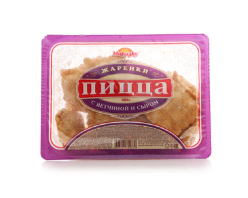 Пицца с ветчиной и сыром Жаренки ТМ Морозко