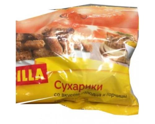 Сухарики Billa (Билла) со вкусом холодца и горчицы 40г