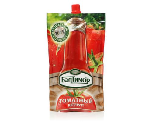 Кетчуп томатный ТМ Балтимор