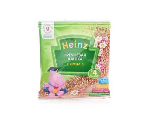 Кашка гречневая ТМ Heinz (Хайнц)