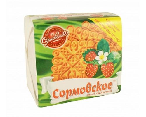 Печенье Сормовское земляничка, 50 г