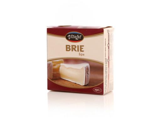 Сыр мягкий Бри ТМ VitaLat (ВитаЛат)