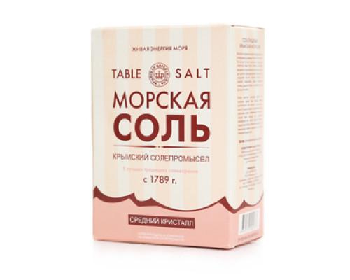 Соль морская ТМ Table Salt (Табле Солт)