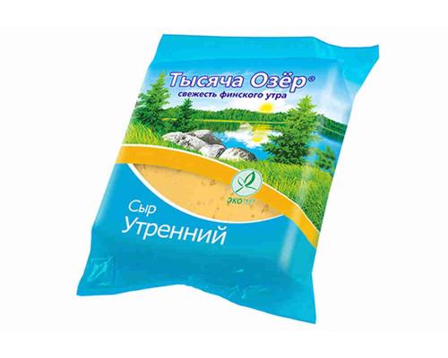 Сыр Тысяча Озёр Утренний 45% 240г