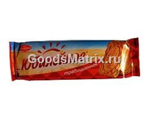 Печенье Юбилейное витаминизированное, традиционное, 112 г