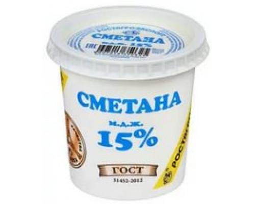 CMETAHA 15%, Ростагроэкспорт 250 г