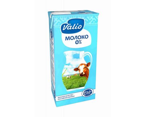 Молоко утп Valio 0% 1кг