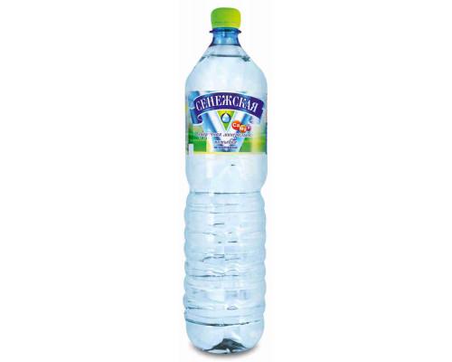 Вода минеральная Сенежская н/газ 1.5л пэт