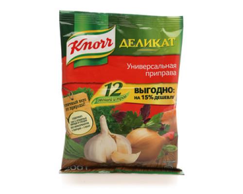Приправа универсальная 12 овощей и трав ТМ Knorr (Кнорр)