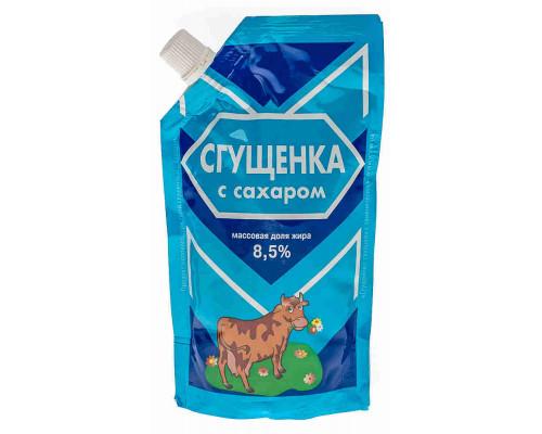 Продукт молокосодержащий с сахаром с заменителем молочного жира 8,5%, 270г FP