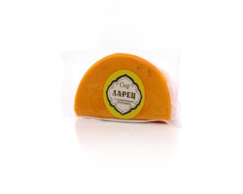 Сыр Ларец с тыквенными семечками ТМ Чизарт