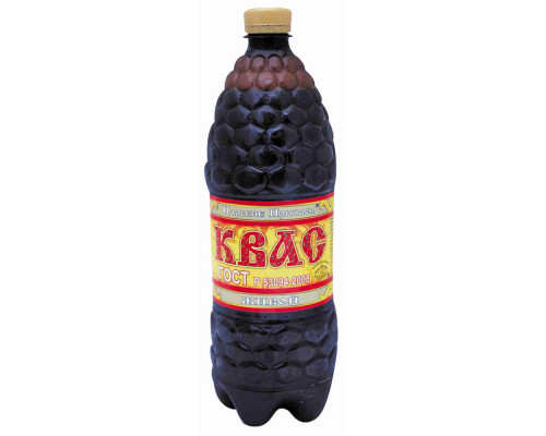 Квас Царские припасы традиционный б/а газ 1л пэт