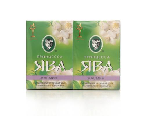 Чай зеленый китайский Jasmine с жасмином ТМ Принцесса Ява
