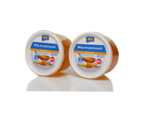 Мед натуральный ТМ Aro (Аро), 2*380г