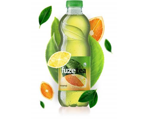 Зеленый чай ТМ Fuzetea (Фузити) Цитрус, 1 л