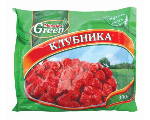 Клубника Морозко Green 300г